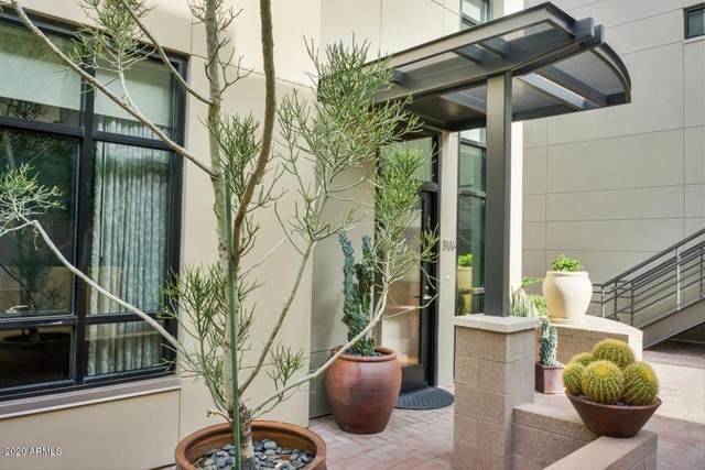 15215 N Kierland Boulevard #306, Scottsdale, AZ 85254 (MLS #6048984) :: Brett Tanner Home Selling Team