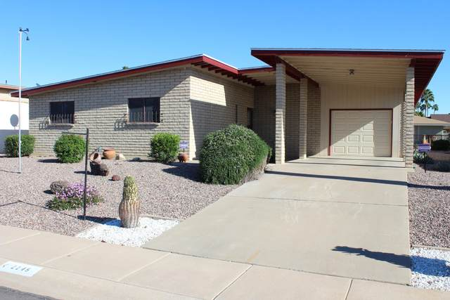 2245 N Middlecoff Drive, Mesa, AZ 85215 (MLS #6049032) :: The Garcia Group
