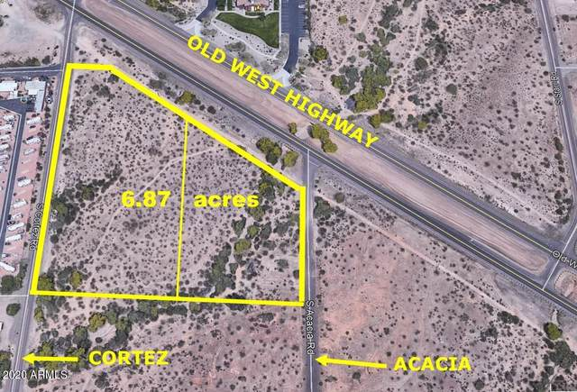 2400 E Old West Hwy (Approx) Avenue, Apache Junction, AZ 85119 (MLS #6049086) :: Devor Real Estate Associates