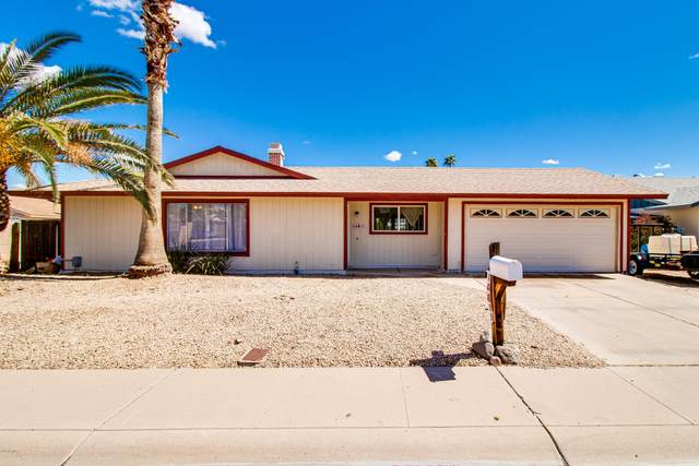 14811 N 52ND Avenue, Glendale, AZ 85306 (MLS #6049214) :: The Everest Team at eXp Realty