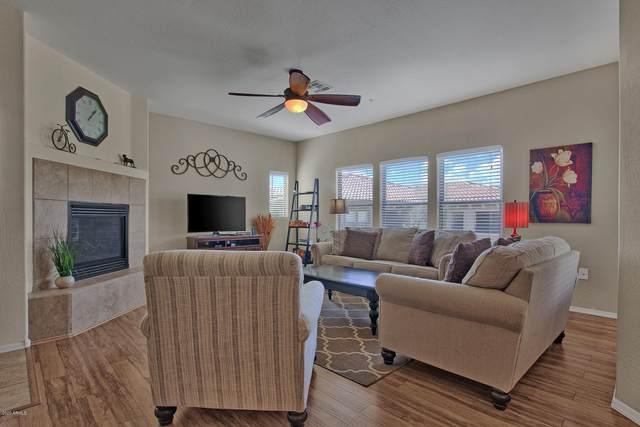 19700 N 76TH Street #2117, Scottsdale, AZ 85255 (MLS #6049624) :: Brett Tanner Home Selling Team