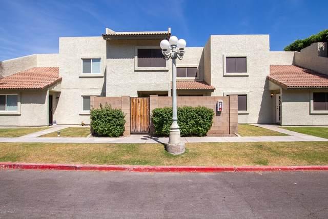222 W Brown Road #2, Mesa, AZ 85201 (MLS #6049686) :: The W Group
