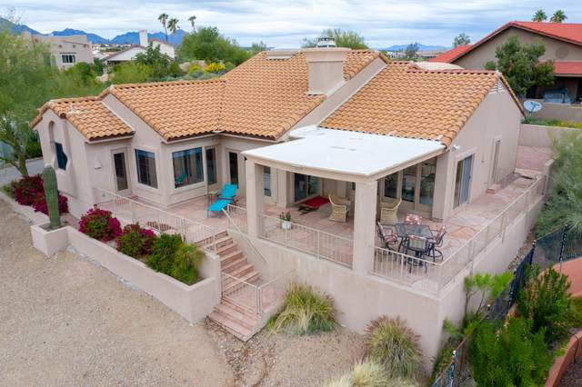 11029 N Valley Drive, Fountain Hills, AZ 85268 (MLS #6049948) :: Brett Tanner Home Selling Team