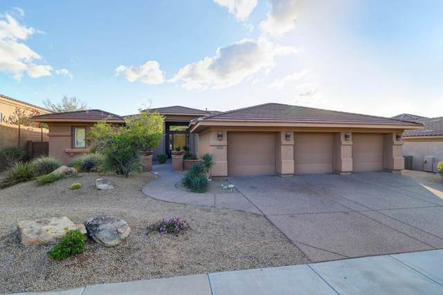 11135 E Greenway Road, Scottsdale, AZ 85255 (MLS #6049964) :: Brett Tanner Home Selling Team