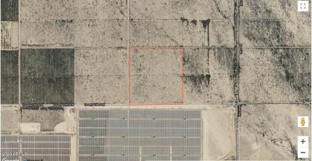 xxx Palomas Road, Hyder, AZ 85333 (MLS #6050074) :: REMAX Professionals
