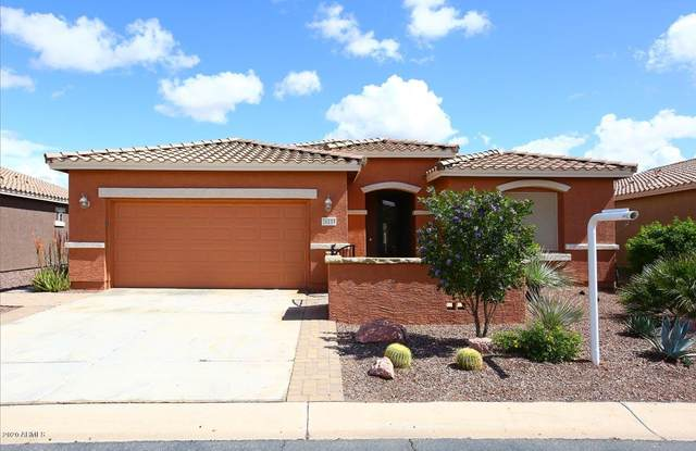 20133 N Laguna Way, Maricopa, AZ 85138 (MLS #6050077) :: Revelation Real Estate
