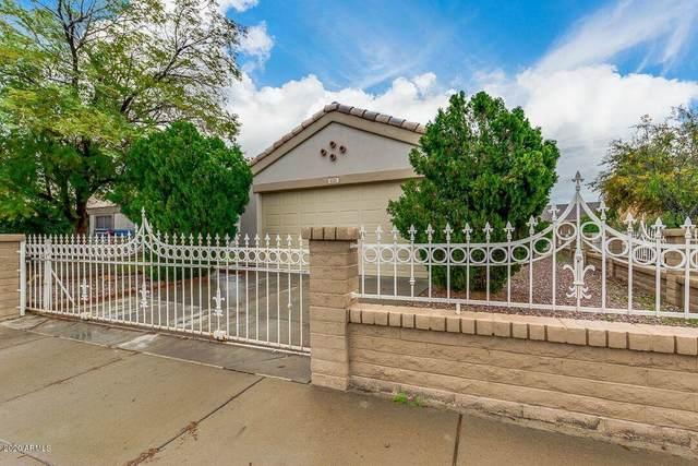 8321 W Mulberry Drive, Phoenix, AZ 85037 (MLS #6050155) :: The Laughton Team