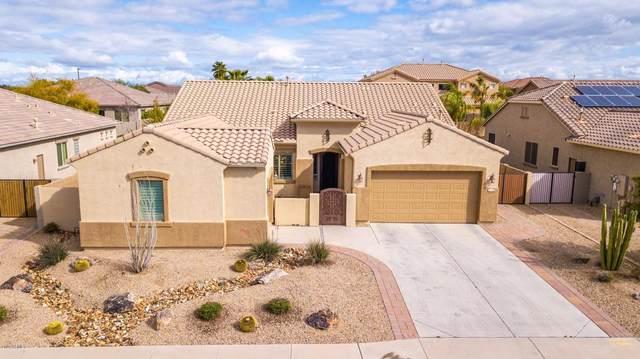 4340 E Beechnut Place, Chandler, AZ 85249 (MLS #6050325) :: Brett Tanner Home Selling Team