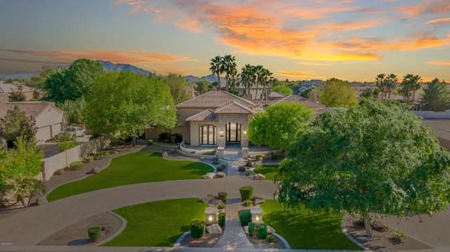 2047 E Pickett Court, Gilbert, AZ 85298 (MLS #6050333) :: Brett Tanner Home Selling Team
