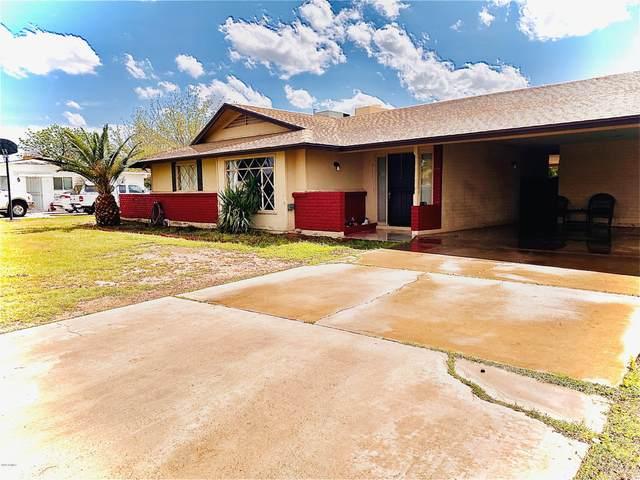 2133 E Evergreen Street, Mesa, AZ 85213 (MLS #6050419) :: My Home Group