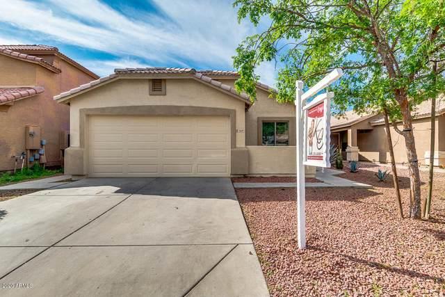 1619 W La Salle Street, Phoenix, AZ 85041 (MLS #6050588) :: Brett Tanner Home Selling Team