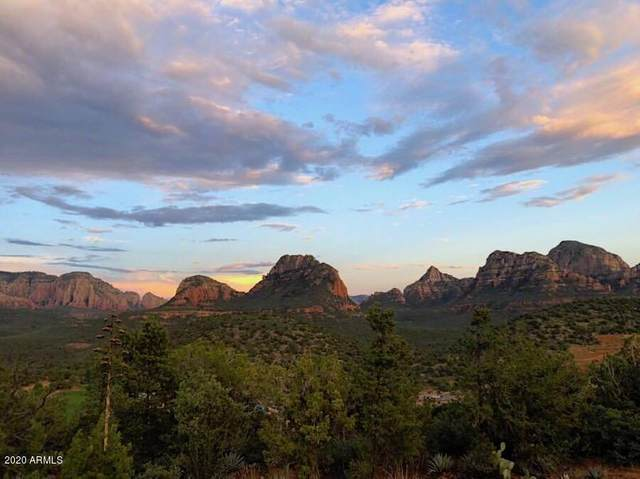 30 Paseo Del Inez, Sedona, AZ 86336 (MLS #6050659) :: RE/MAX Desert Showcase
