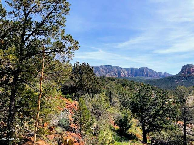 40 Paseo Del Inez, Sedona, AZ 86336 (MLS #6050704) :: RE/MAX Desert Showcase