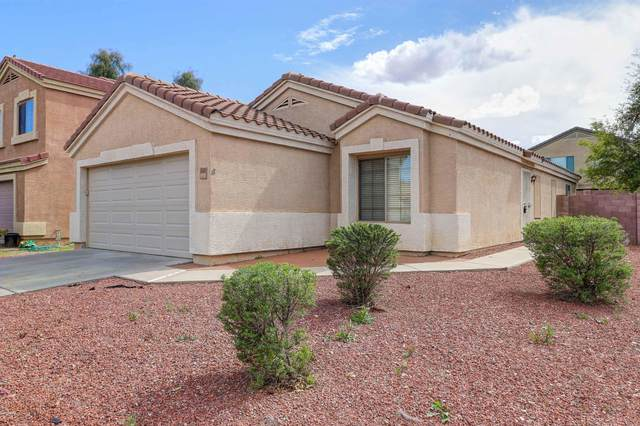 2425 W Silver Creek Lane, Queen Creek, AZ 85142 (MLS #6050756) :: Power Realty Group Model Home Center