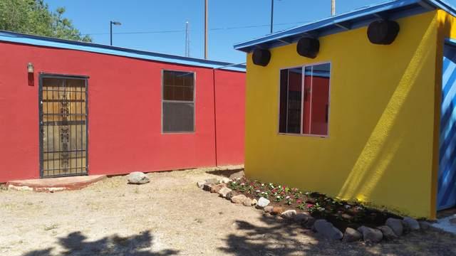 2154 S Naco Highway, Bisbee, AZ 85603 (MLS #6051147) :: Brett Tanner Home Selling Team