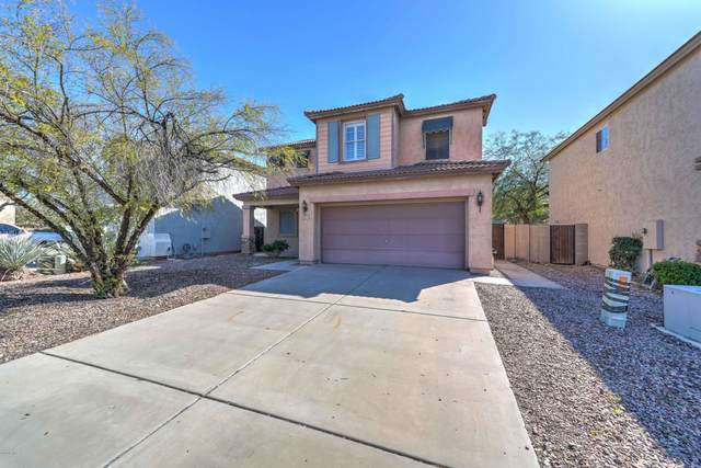 40391 N Brumana Street, San Tan Valley, AZ 85140 (MLS #6051412) :: The Bill and Cindy Flowers Team