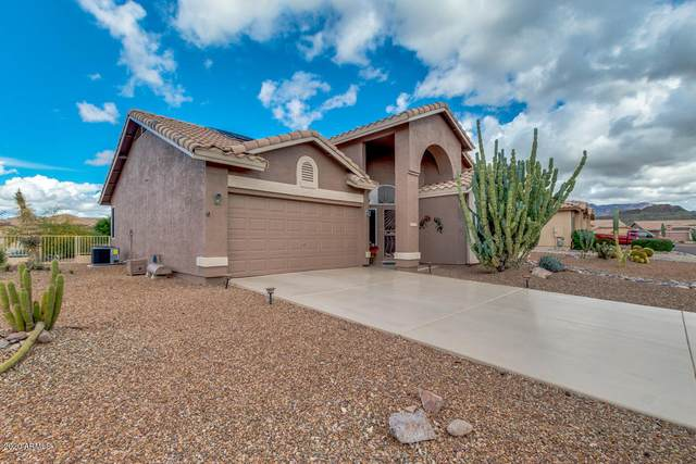 6258 S Palo Blanco Drive, Gold Canyon, AZ 85118 (MLS #6051738) :: The Helping Hands Team