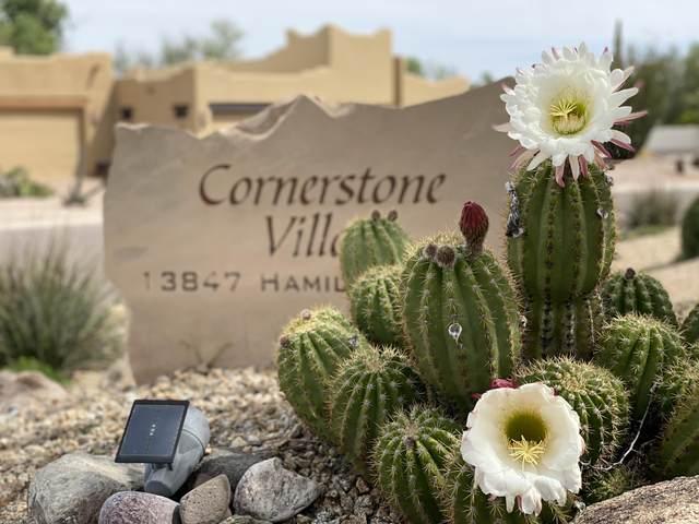 13847 N Hamilton Drive #118, Fountain Hills, AZ 85268 (MLS #6052092) :: My Home Group