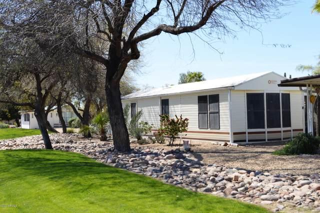 17200 W Bell Road #2215, Surprise, AZ 85374 (MLS #6052274) :: Klaus Team Real Estate Solutions
