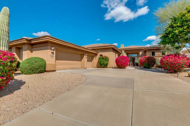 7766 E Fledgling Drive, Scottsdale, AZ 85255 (MLS #6052315) :: Riddle Realty Group - Keller Williams Arizona Realty