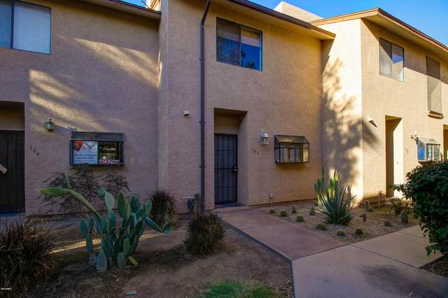 6550 N 47TH Avenue #143, Glendale, AZ 85301 (MLS #6052355) :: Howe Realty