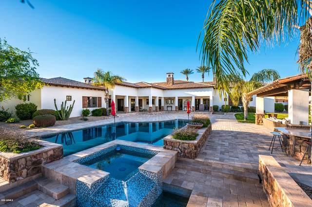 10115 E Paradise Drive, Scottsdale, AZ 85260 (MLS #6052437) :: Brett Tanner Home Selling Team