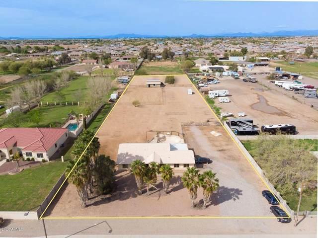 15712 E Chandler Heights Road, Gilbert, AZ 85298 (MLS #6052596) :: Midland Real Estate Alliance