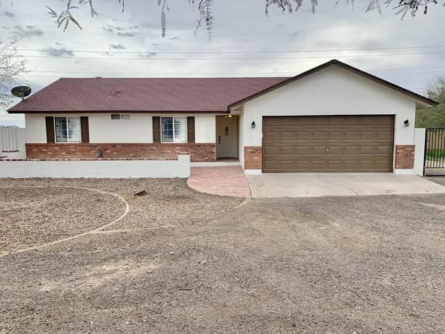 23131 W Watkins Street, Buckeye, AZ 85326 (MLS #6052612) :: Brett Tanner Home Selling Team