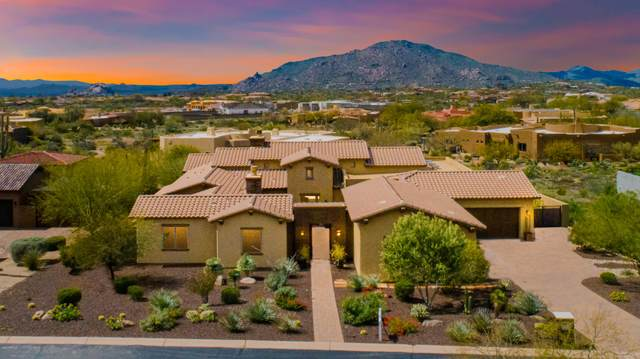 35632 N 87TH Place, Scottsdale, AZ 85266 (MLS #6053107) :: Long Realty West Valley