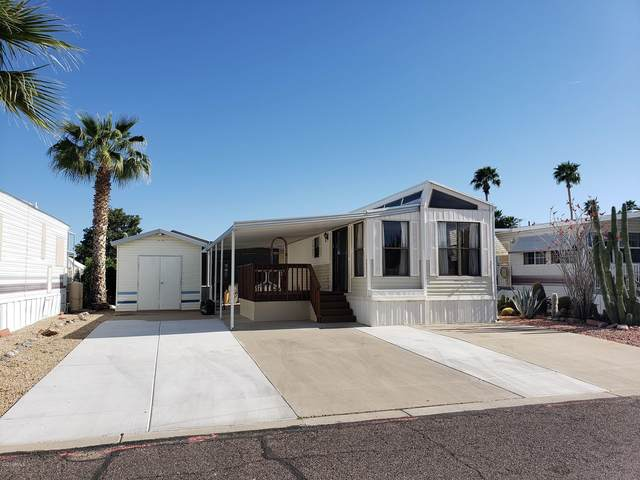17200 W Bell Road #96, Surprise, AZ 85374 (MLS #6053230) :: Brett Tanner Home Selling Team