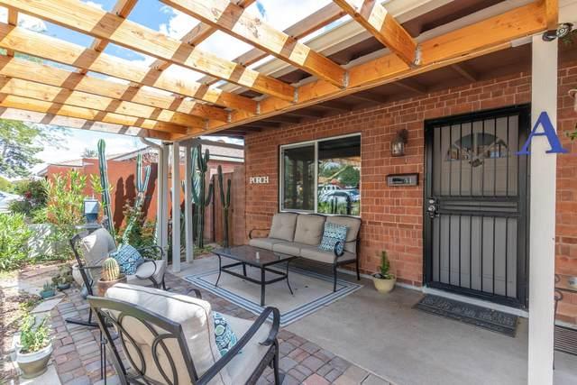 2931 E Flower Street, Phoenix, AZ 85016 (MLS #6053356) :: Brett Tanner Home Selling Team