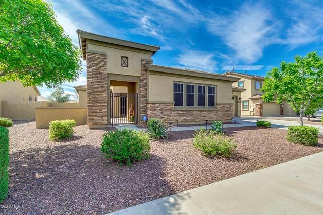 1933 E Lafayette Avenue, Gilbert, AZ 85298 (MLS #6053401) :: Brett Tanner Home Selling Team