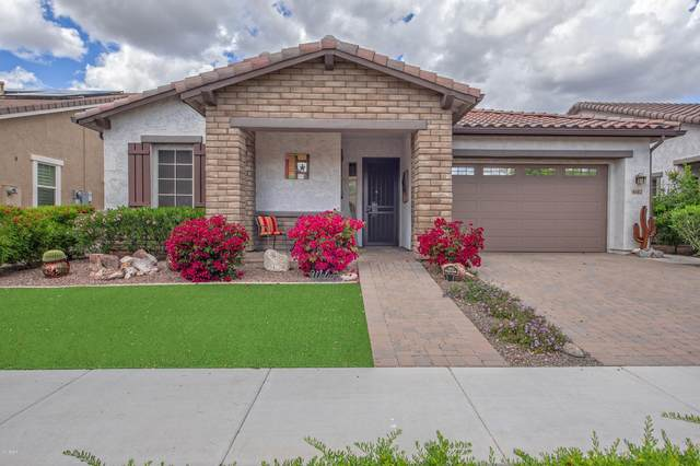 4682 N 206TH Drive, Buckeye, AZ 85396 (MLS #6053402) :: Arizona Home Group