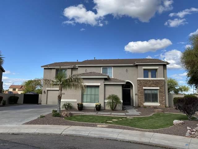 3736 E Lafayette Avenue, Gilbert, AZ 85298 (MLS #6053531) :: The Kenny Klaus Team
