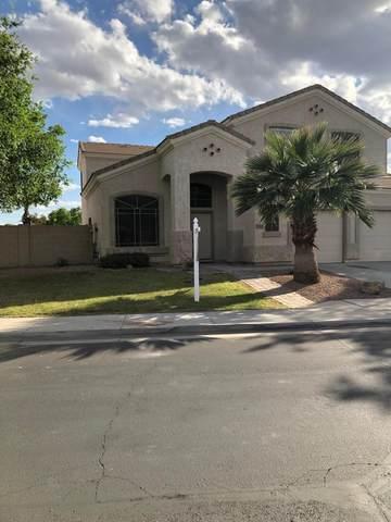 8453 E Portobello Avenue, Mesa, AZ 85212 (MLS #6053568) :: Conway Real Estate