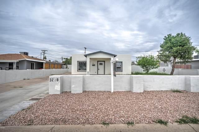 3218 E Yale Street, Phoenix, AZ 85008 (MLS #6053851) :: The Laughton Team