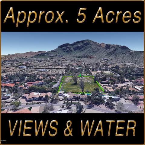 5748 E Mockingbird Lane, Paradise Valley, AZ 85253 (MLS #6054076) :: Klaus Team Real Estate Solutions