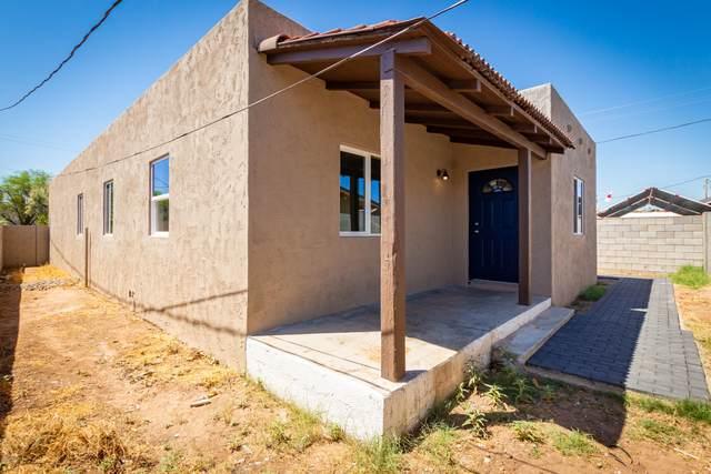 1609 E Oak Street, Phoenix, AZ 85006 (MLS #6054113) :: Brett Tanner Home Selling Team