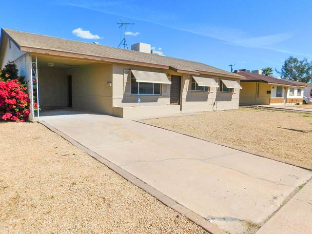 3336 W Aster Drive, Phoenix, AZ 85029 (MLS #6054254) :: Riddle Realty Group - Keller Williams Arizona Realty