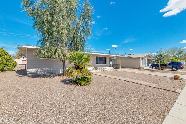 11130 W Jersey Avenue, Youngtown, AZ 85363 (MLS #6054276) :: Brett Tanner Home Selling Team