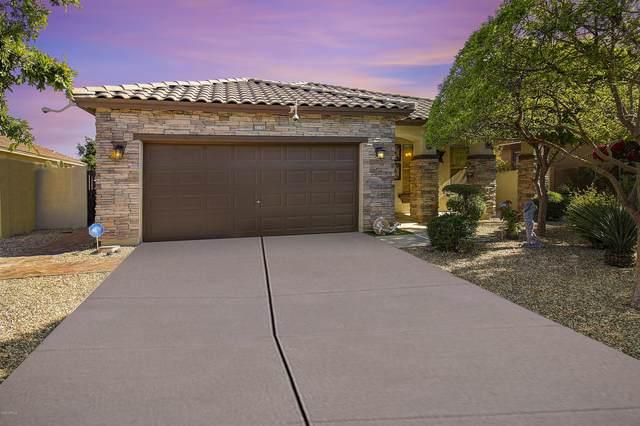 10821 W Jefferson Street, Avondale, AZ 85323 (MLS #6054514) :: The Garcia Group