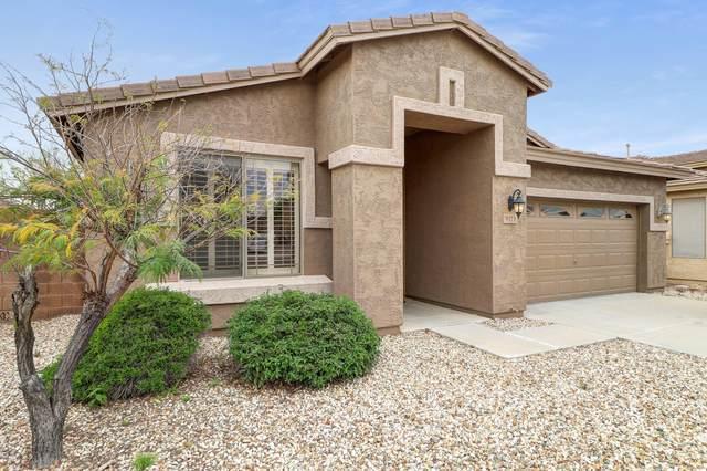 9173 W Runion Drive, Peoria, AZ 85382 (MLS #6054832) :: The Laughton Team