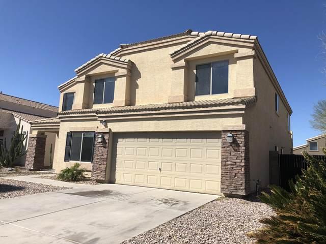 1744 E Caborca Drive, Casa Grande, AZ 85122 (MLS #6055131) :: Devor Real Estate Associates