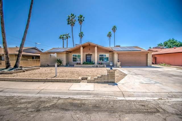 3507 W Cinnabar Avenue, Phoenix, AZ 85051 (MLS #6055799) :: Conway Real Estate