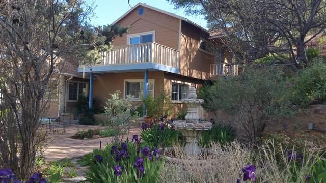 5b Moon Canyon, Bisbee, AZ 85603 (MLS #6056229) :: The Results Group