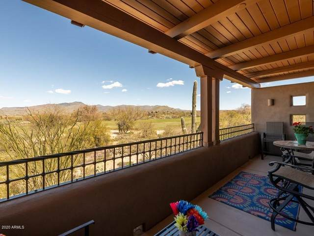36601 N Mule Train Road D17, Carefree, AZ 85377 (MLS #6056236) :: The Riddle Group