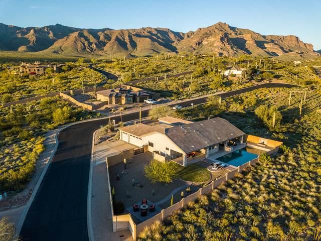 8789 E Canyon Vista Drive, Gold Canyon, AZ 85118 (MLS #6056321) :: Conway Real Estate