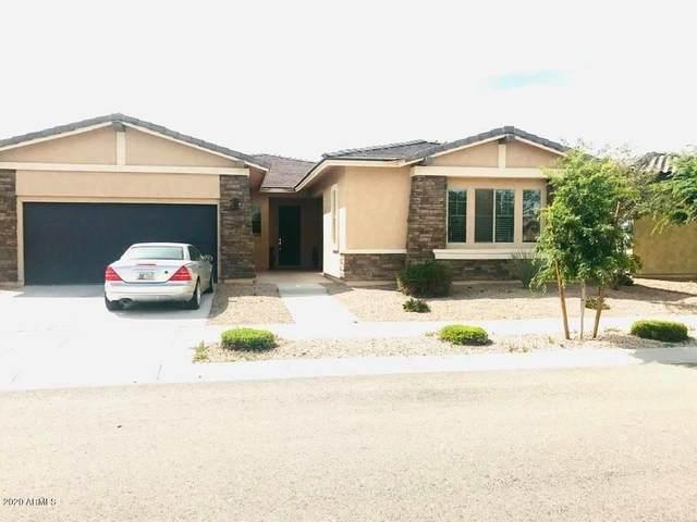 22210 S 226TH Place, Queen Creek, AZ 85142 (MLS #6056707) :: Lucido Agency