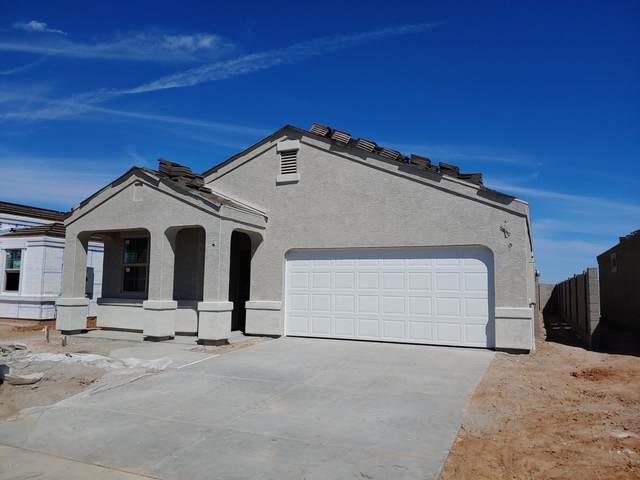 1672 N Hubbard Street, Casa Grande, AZ 85122 (MLS #6057471) :: Kortright Group - West USA Realty