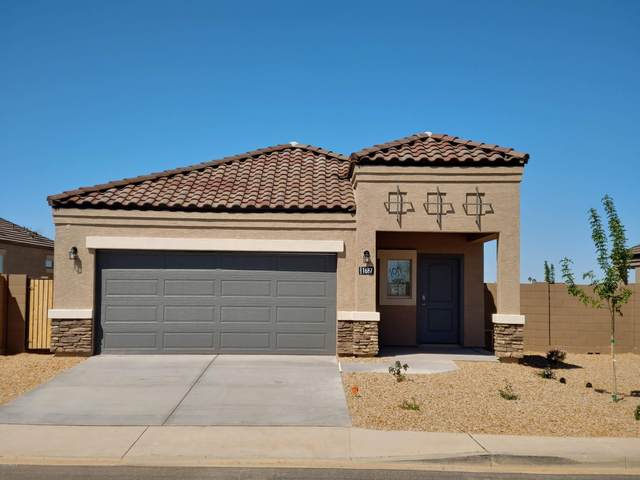 1687 N Westfall Trail, Casa Grande, AZ 85122 (MLS #6057502) :: Kortright Group - West USA Realty